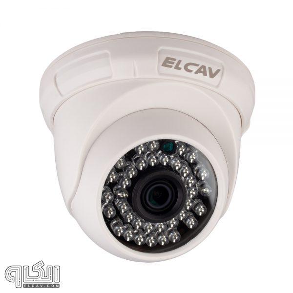 دوربین مداربسته شرکت الکاو مدل EL-D35HDF2