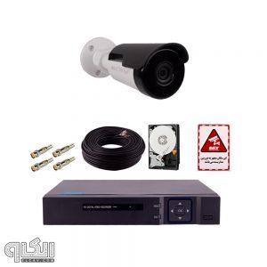 پک دوربین مدار بسته الکاو سری اقتصادی مدل EL-P4B38HDF2